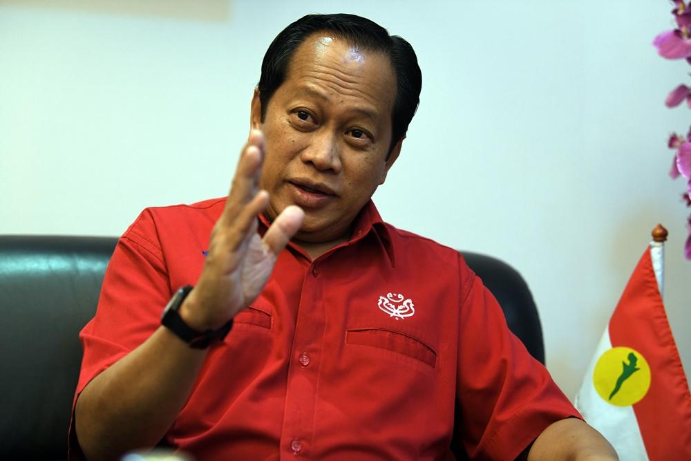 Pentingnya Ada Semak Dan Imbang Bagi Kerajaan Demokrasi – Ahmad Maslan | |  UMNO